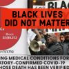 Blacks lives did not matter